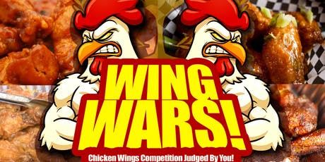 Wing Wars! Chicken Wing Competition Event! tickets
