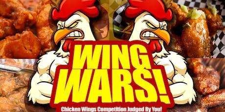 Wing Wars Gaslamp Downtown San Diego! tickets
