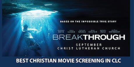 CLC Breakthrough tickets