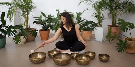 Tibetan Singing Bowl Meditation - ADELAIDE (September) tickets