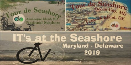 IT's at the Seashore - Maryland / Delaware 2019 tickets