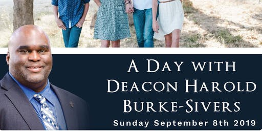 A Day with Deacon Harold:  St Patrick's Church, Blacktown - 8th Sept 2019
