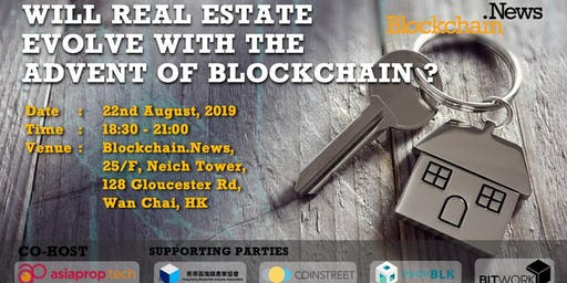 Will Real Estate Evolve With The Advent of Blockchain?