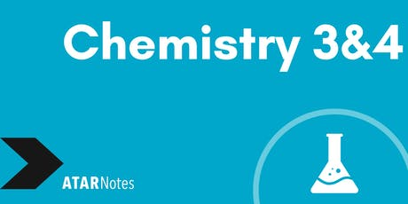 Chemistry Units 3&4 Exam Revision Lecture - REPEAT 1 tickets