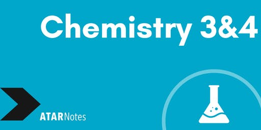 Chemistry Units 3&4 Exam Revision Lecture - REPEAT 1