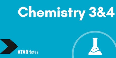 Chemistry Units 3&4 Exam Revision Lecture - REPEAT 2 tickets