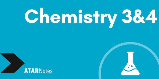 Chemistry Units 3&4 Exam Revision Lecture - REPEAT 2