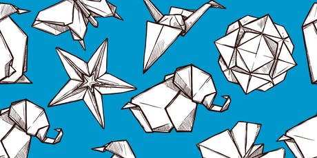 Seniors Week: Origami Card Making Workshop tickets