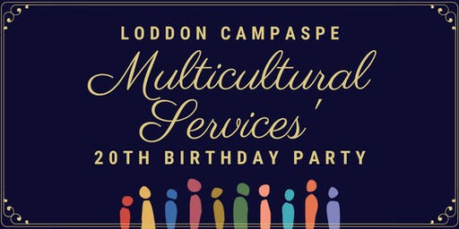 Loddon Campaspe Multicultural Services Turns 20!