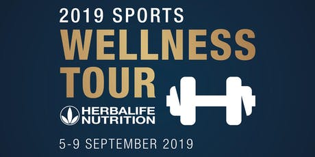 2019 Sports Wellness Tour by Herbalife Nutrition tickets