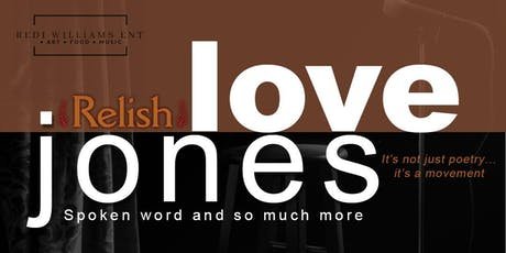 First Thursday Love Jones tickets