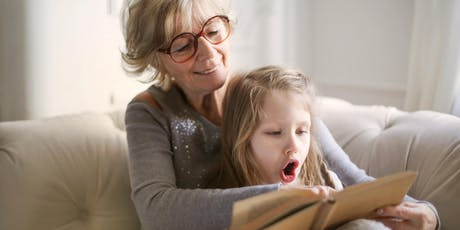 Grandparents' Storytime and Morning Tea tickets