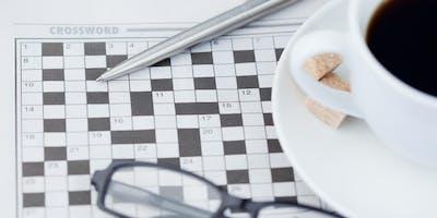 Seniors Week: Cryptic Crosswords