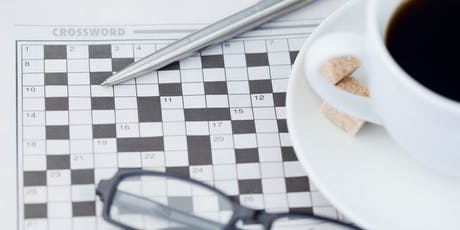 Seniors Week: Cryptic Crosswords tickets