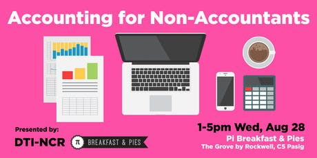 Accounting 101 for Startups tickets
