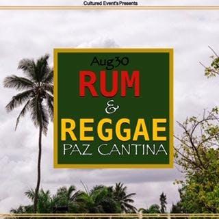Rum & Reggae Riddem  Mixer