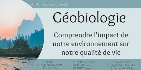 Géobiologie : l'impact de l'environnement sur notre qualité de vie tickets