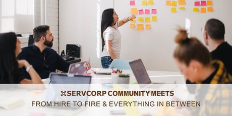 From Hire to Fire & Everything in Between | Servcorp Chifley Tower tickets
