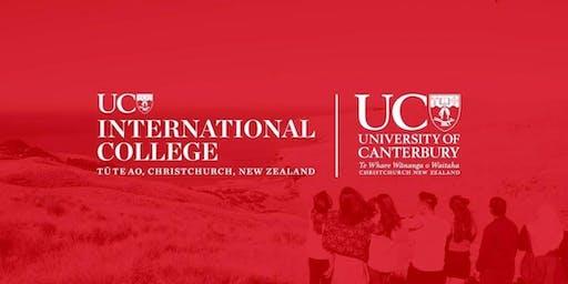Application Day: University of Canterbury International College NZ