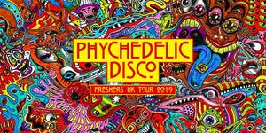 The Freshers Psychedelic Disco - Warwick
