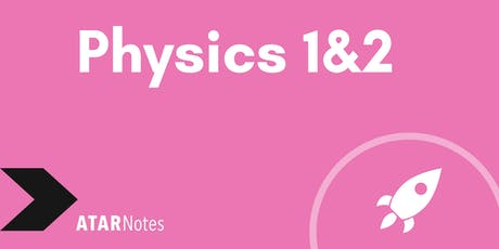 Physics Units 1&2 Exam Revision Lecture tickets