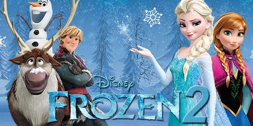 Frozen 2 Party Jesmond St.George's Church Hall 2pm