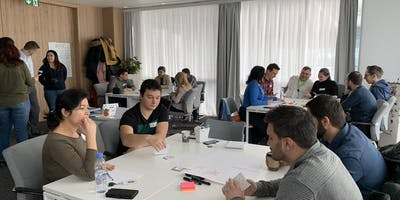 Agile Coaching Workshop  #5
