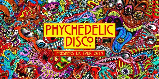 The Freshers Psychedelic Disco - Plymouth