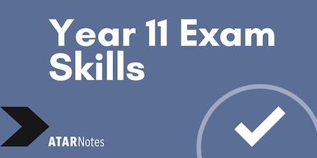 Year 11 Exam Skills tickets