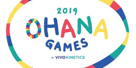 OHANA Games 2019 (in collaboration with Sports Hub Community Play Day) tickets