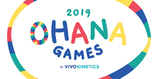OHANA Games 2019 (in collaboration with Sports Hub Community Play Day)