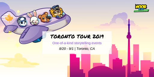 Noor Kids Toronto Tour 2019