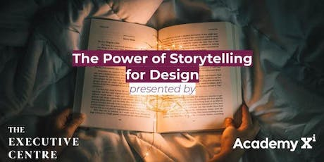 TEC SG | The Power of Storytelling for Design tickets
