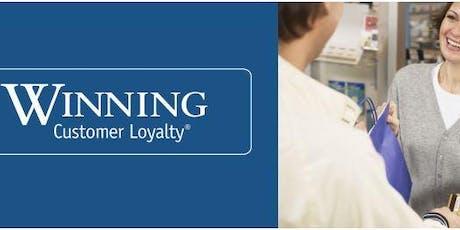 Winning Customer Loyalty Training Registration tickets