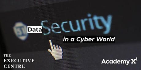 TEC SG | Data Security in a Cyber World tickets