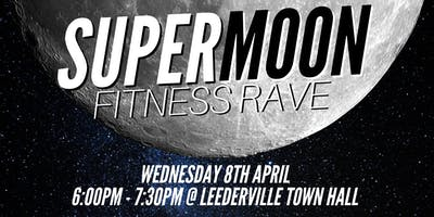 SUPERMOON Fitness Rave
