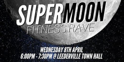 SUPERMOON Fitness Rave