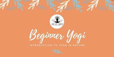 Beginner Yogi Workshop  Introduction to Yoga in Nature