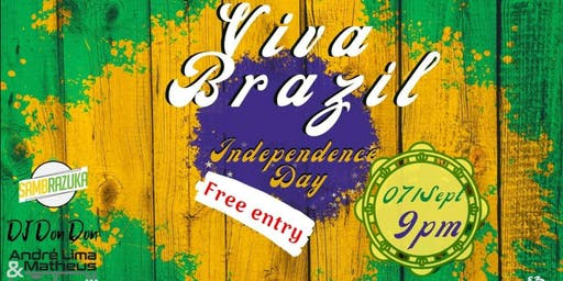 Viva Brazil - Independence Day