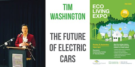 Tim Washington - The Future of Electric Cars tickets