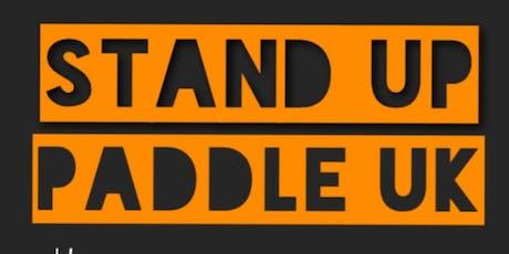 StandUpPaddleUK - Grand Union Canal tickets