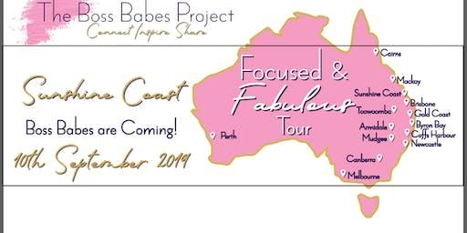 Sunshine Coast - Focused and Fabulous Tour Launch