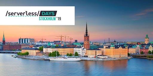 AWS Cloud Development Kit Workshop - ServerlessDays Stockholm 2019