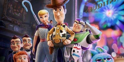 Toy Story 4 (U)
