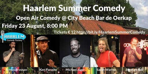 Haarlem Summer Comedy