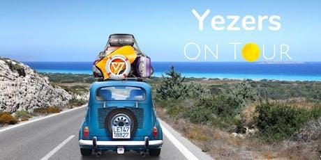 YezersOnTour: Soverato (CZ) biglietti