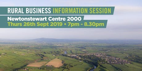 Rural Business - Information Session tickets