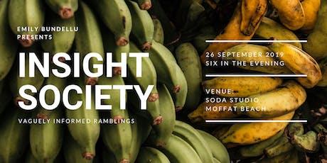 Insight Society #4 tickets