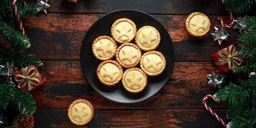 Traditional English Christmas Mince Pies - Cooking Class