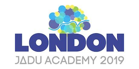 Jadu Academy - London 2019 tickets